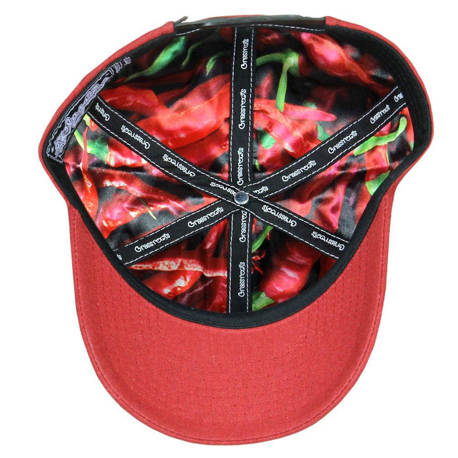 Hot Sauce Red Dad Hat