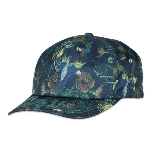 Greg Lutzka Ganja Bahama Navy Dad Hat
