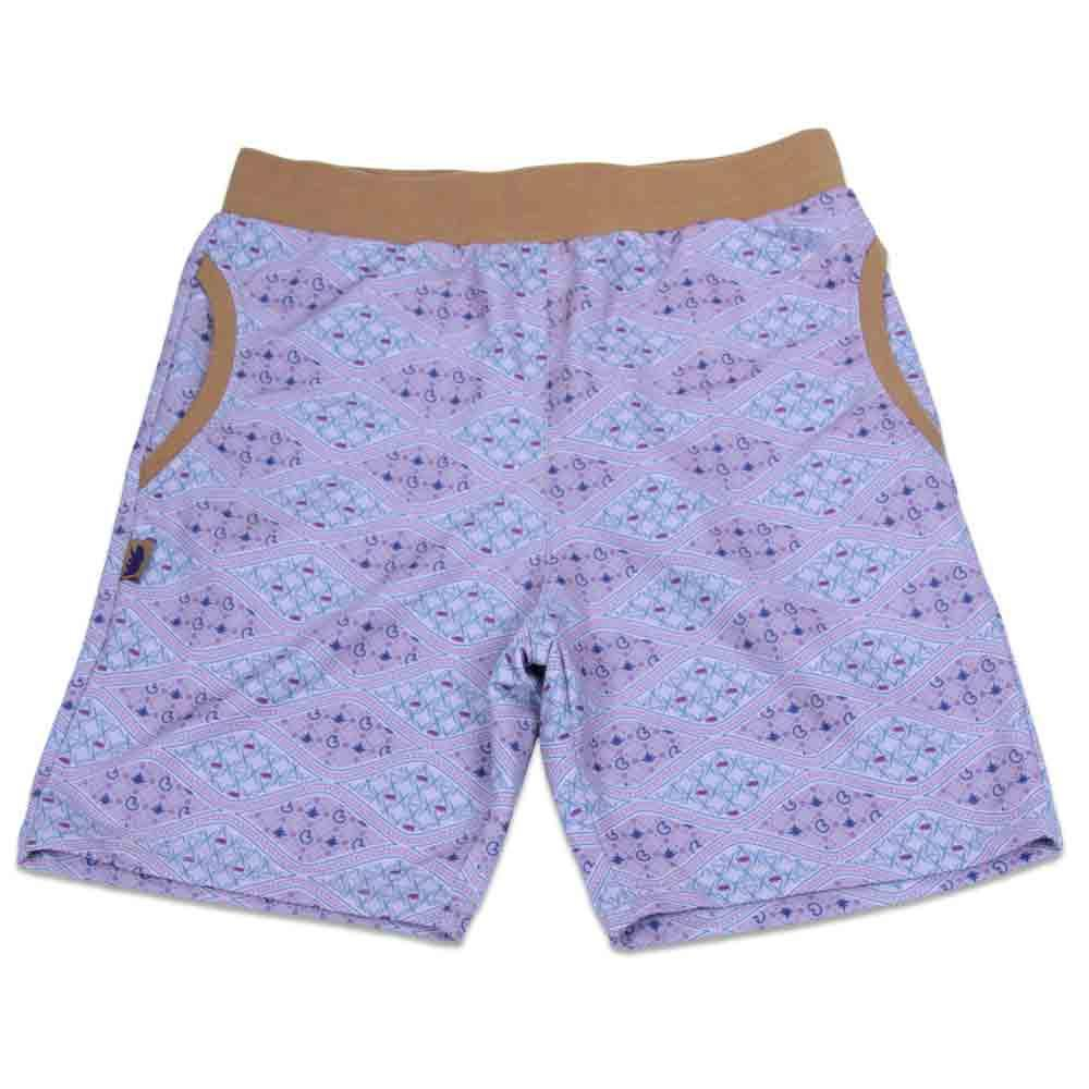 Chiller Shorts - Womens Grahampa Steez Brown