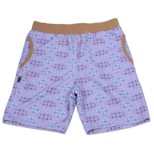 Chiller Shorts - Womens Grahampa Steez Brown - Grassroots California - 1