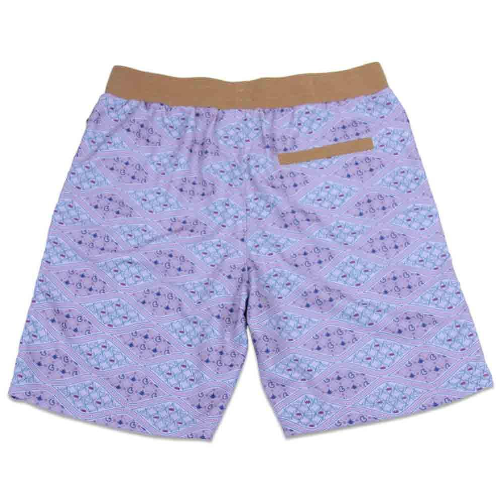 Chiller Shorts - Womens Grahampa Steez Brown - Grassroots California - 2