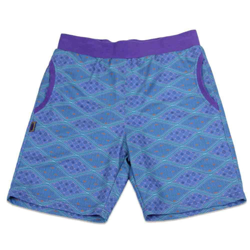 Chiller Shorts - Womens Grahampa Steez Purple - Grassroots California - 1