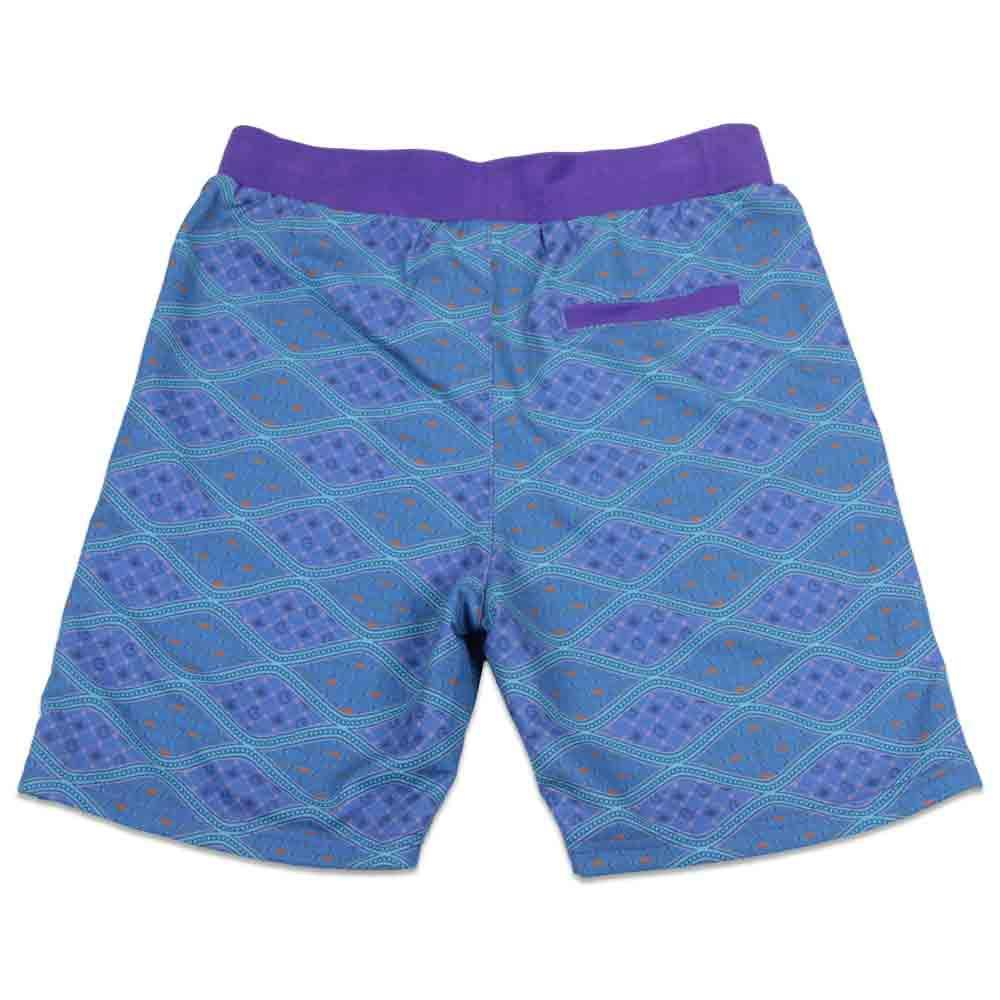 Chiller Shorts - Womens Grahampa Steez Purple - Grassroots California - 2