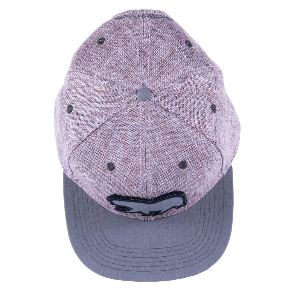 Removable Bear Pink Hemp Snapback - Grassroots California - 6
