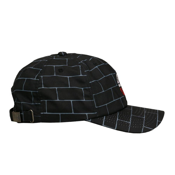 Pink Floyd The Wall Hammers Black Dad Hat