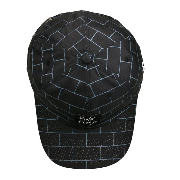 Pink Floyd The Wall Logo Black Dad Hat