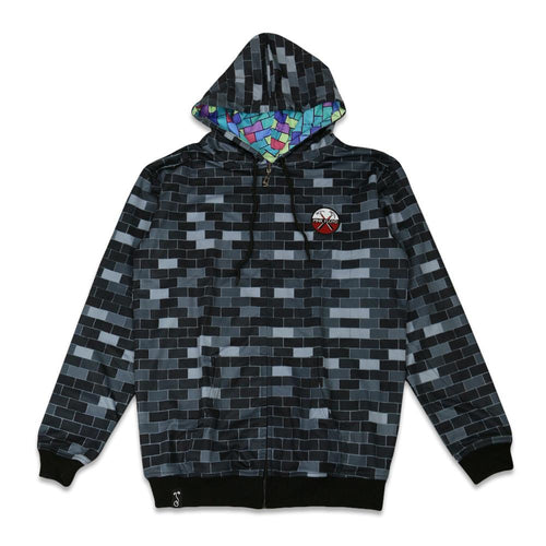 Pink Floyd The Wall Reversible Hoodie