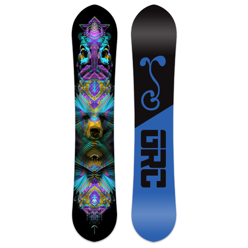 Never Summer x GRC 2020 West Bound Snowboard