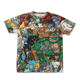 Vincent Gordon Cartoon Gumbo T Shirt