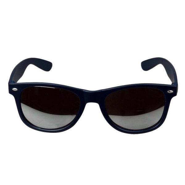 Matte Blue Sunglasses
