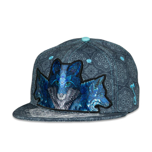 Phil Lewis Ice Fox Fitted Hat