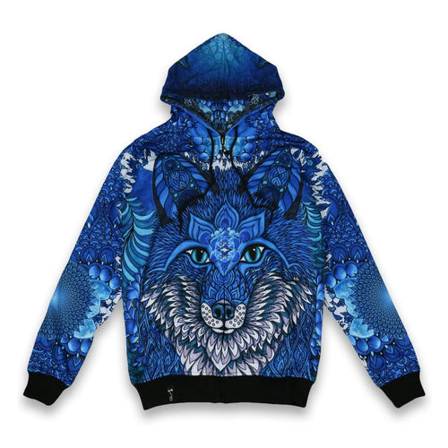 Phil Lewis Ice Fox Reversible Hoodie