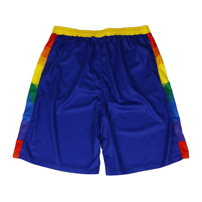 Danker Nuggets Blue Mesh Shorts