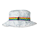 Pink Floyd Dark Side of the Moon Reversible Bucket Hat