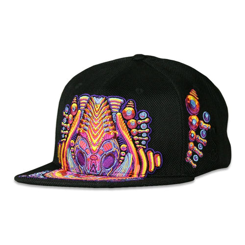 Ben Ridgway Skull-X Fitted Hat