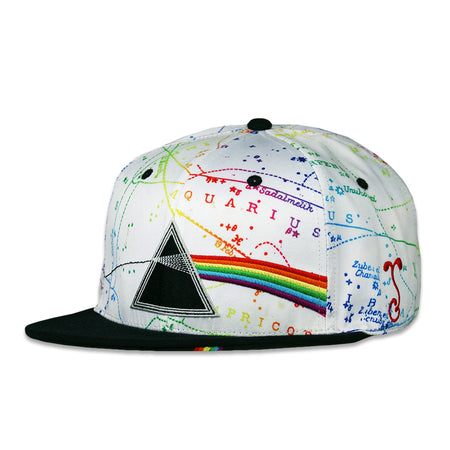 Pink Floyd The Wall Blue Snapback Hat