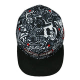 Nightmares On Wax Smokers Delight Allover Snapback Hat