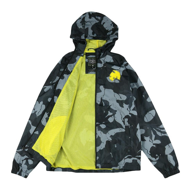 Method Man Arctic Camo Windbreaker Jacket