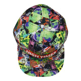 High Times Covers Fitted Hat