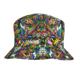 Ellie Paisley Oil Spill Bucket Hat