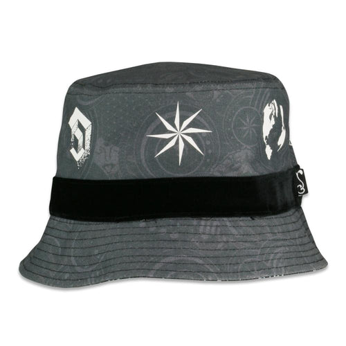 Cosmic Arcana Reversible Bucket Hat