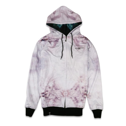 Desert Dwellers Breath Reversible Hoodie