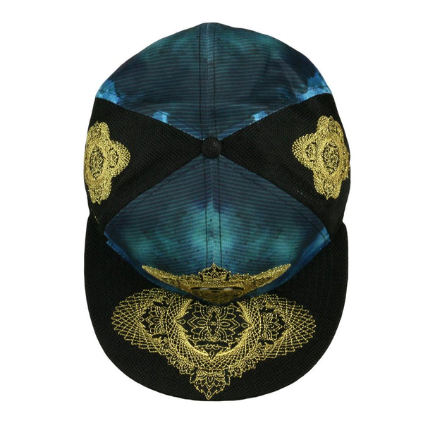 Desert Dwellers Breath Black Fitted Hat