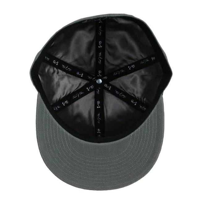 Touch of Class Dark Gray Fitted Hat