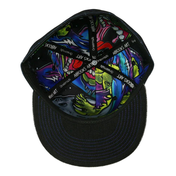 *Pre-Sale* Aaron Brooks Space Monkey Fitted Hat