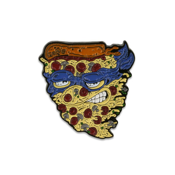 Vincent Gordon Pizza Blue Pin