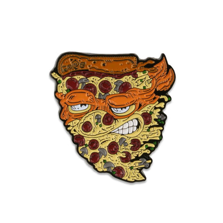 Johnny Chimpo Logo Pin