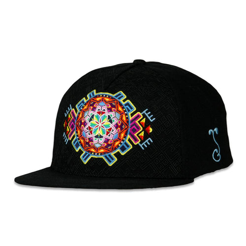 *Pre-Sale* Conscious Alliance Mandala Black Snapback Hat