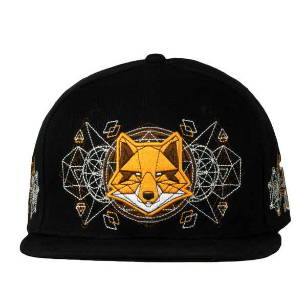 Ben Fox Black Snapback Hat
