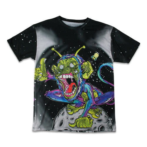 Aaron Brooks Space Monkey T Shirt