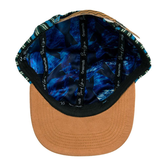 Slice of Life Turtle 5 Panel Hat