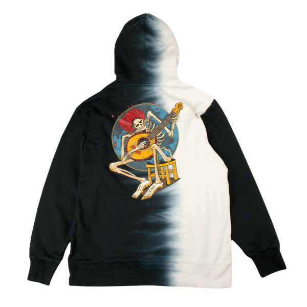 Stanley Mouse Easy Rider Split Dye Pullover Hoodie