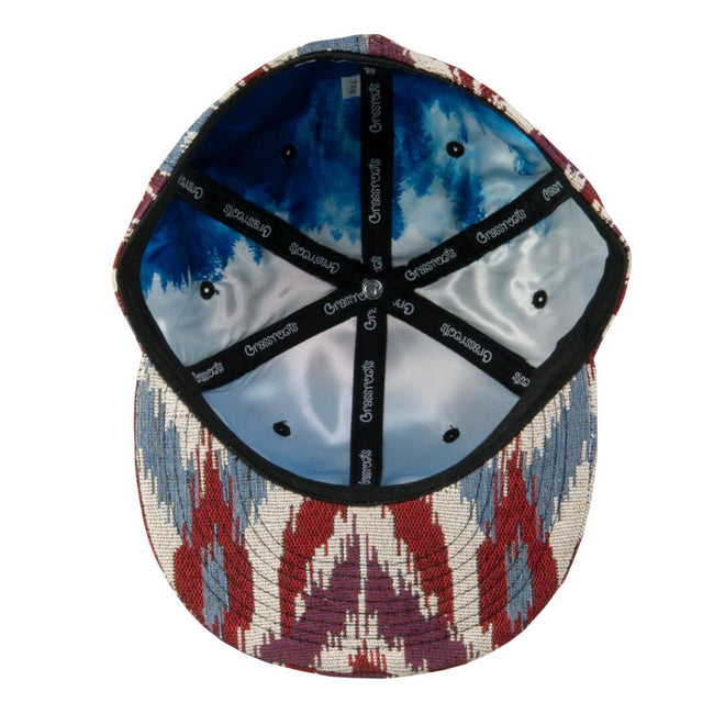 Removable Bear Ocean Jasper Fitted Hat