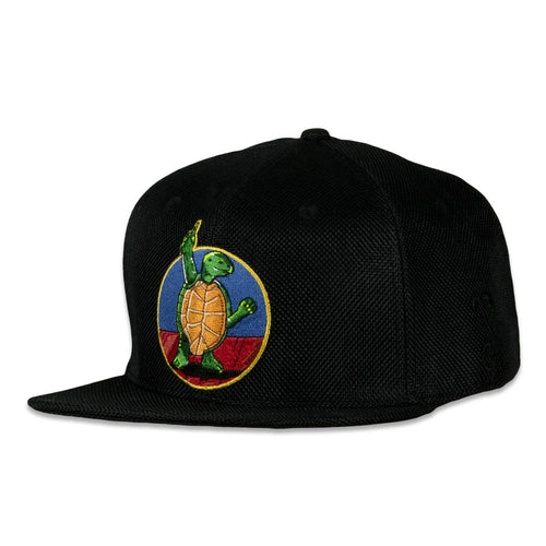 Stanley Mouse Miracle Terrapin Black Fitted Hat