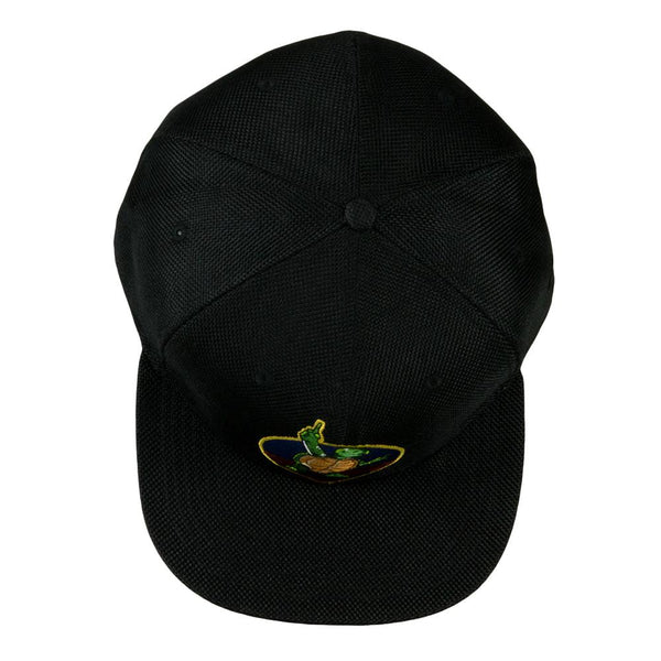 *Pre-Sale* Stanley Mouse Miracle Terrapin Black Fitted Hat