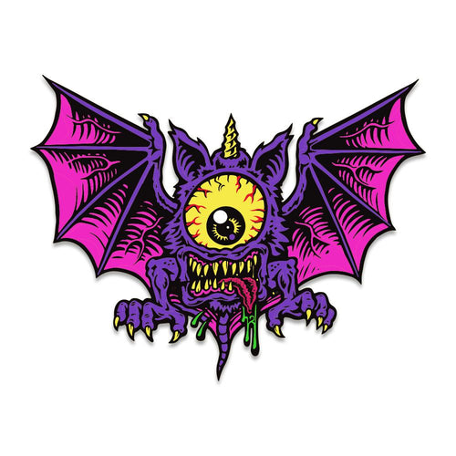 Jimbo Phillips Cycloptobat Purple Pin