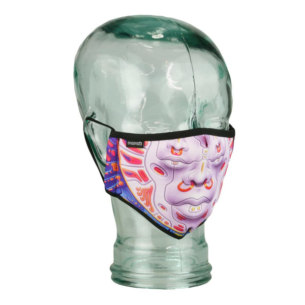 Ben Ridgway Multi Face Eye Facemask