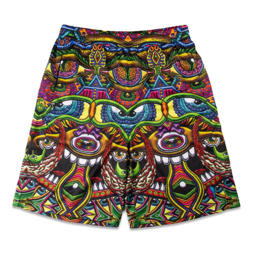 Chris Dyer Eyeball Mesh Shorts