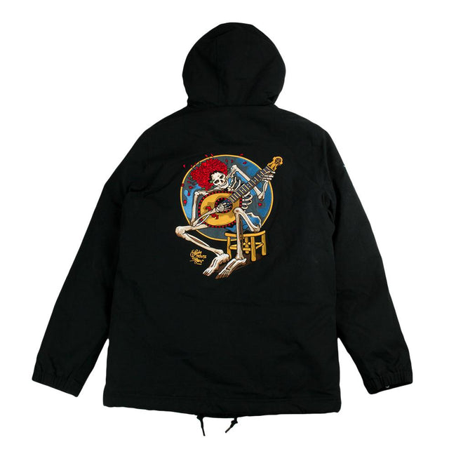 Stanley Mouse Easy Rider Sherpa Parka