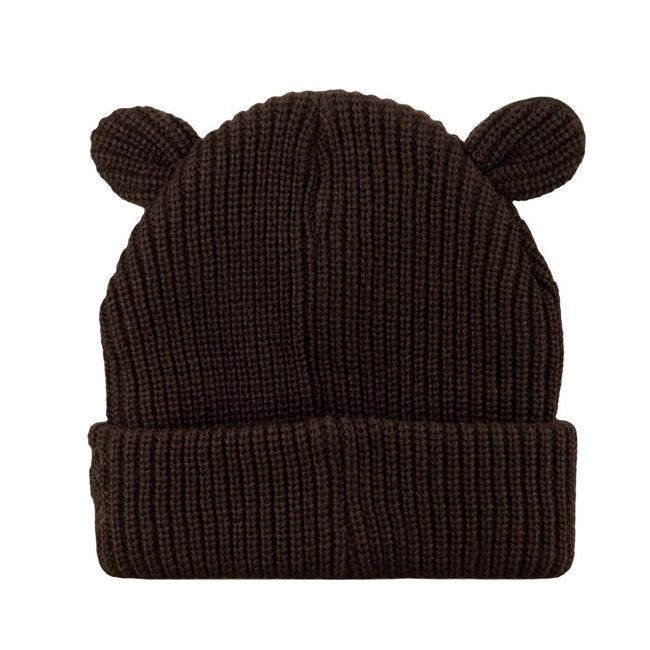 *Pre-Sale* Kids Brown Bear Head Beanie