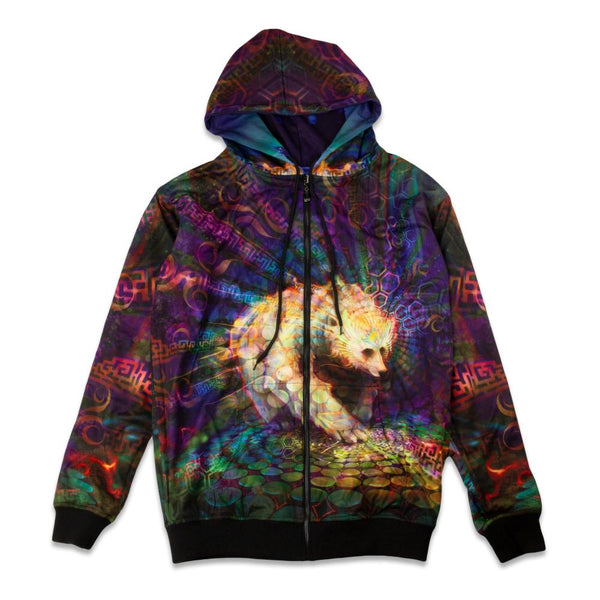 Simon Haiduk Spirit Animals Reversible Hoodie