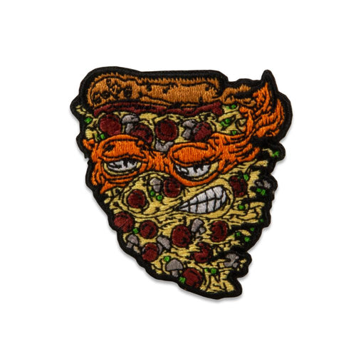 Vincent Gordon Pizza Orange Patch