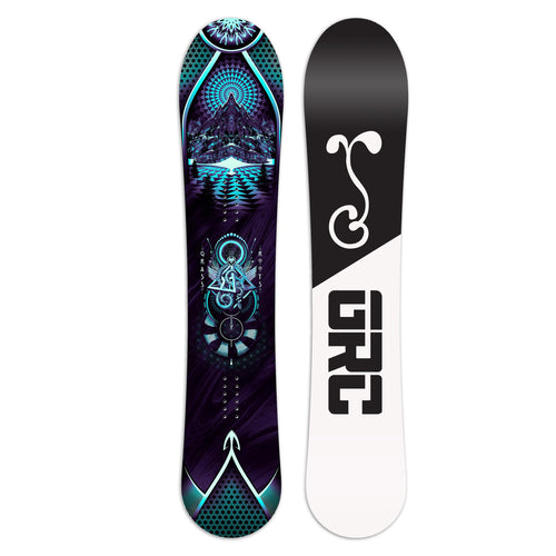 Never Summer x GRC 2021 Harpoon Snowboard
