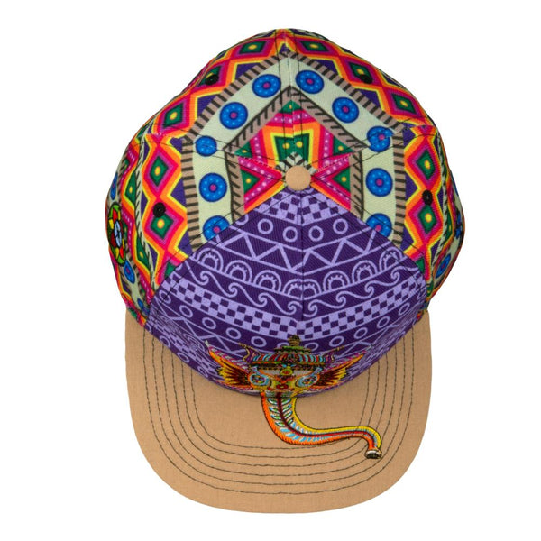 Chris Dyer Jai Ganesha Snapback Hat