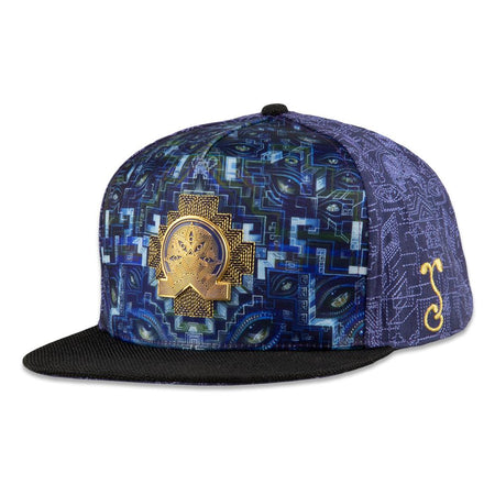 LA Bakers Purple Snapback Hat