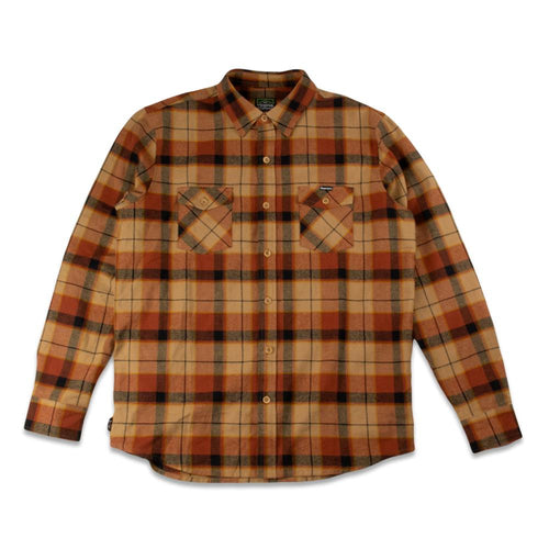 Moab Tan Flannel